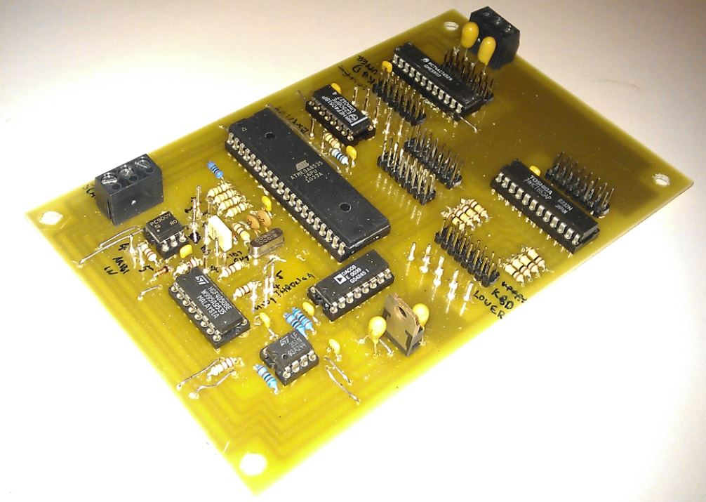 1a Lithium Battery Charger Module in addition Automatic Battery Charger additionally What Determines How Much Current Can Flow Through A 2n2222 A together with Lm2596 Inverting Mode To Generate 5v also Microcontroller Interfaces To 24V. on 5v power supply circuit