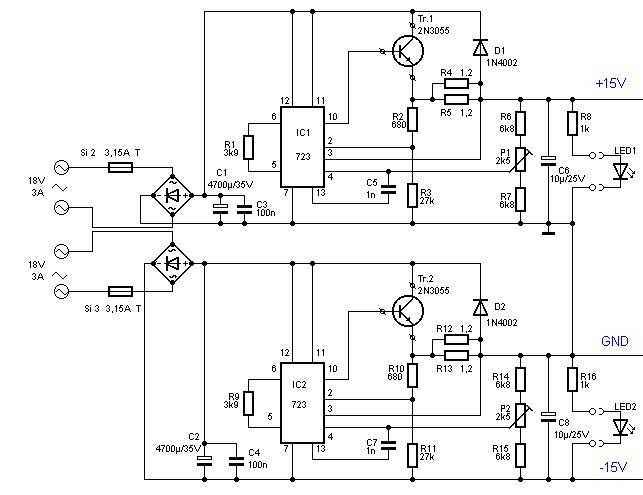 the schematic can be obtained here   attention  clicking the circuit means acceptance of the